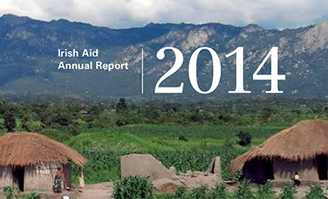 2014 Irish Aid annual report