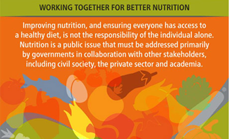 Ireland in leading role at global nutrition conference www.fao.org/icn2