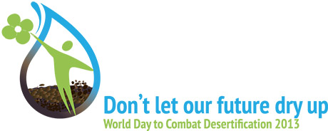 2013 World Day to Combat Desertification