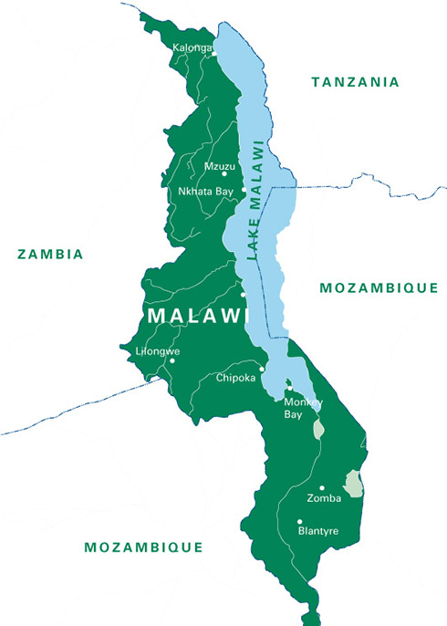 Malawi Department of Foreign Affairs and Trade