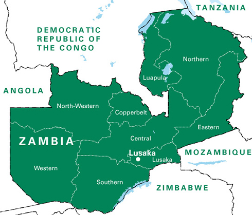 Zambia - Department of Foreign Affairs and Trade