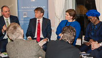 Irish Aid sponsors 'Development Matters' lecture series in IIEA