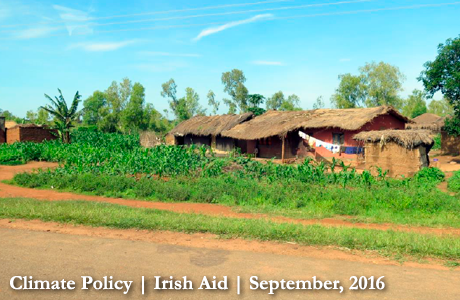 Dedza district, Malawi. Photo: Irish Aid